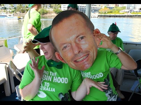 Robin Hood Tax G20 Tour Highlights