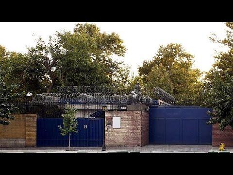 Ανοίγει και πάλι η βρετανική πρεσβεία στην Τεχεράνη
