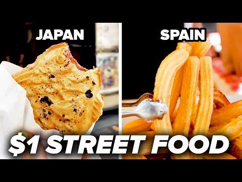 1 Street Food Around The World