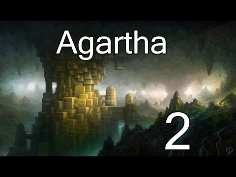 Dominions 4 Let's Play- Agartha Part 2 (Taking Our First Turns)