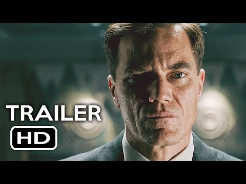 The Shape of Water Official Trailer #1 (2017) Michael Shannon, Octavia Spencer Fantasy Movie HD (видео)