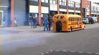 American Schoolbus With Jet Engine 2169132 YouTube-Mix