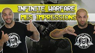 Bilan Beta Infinite Warfare : mes premières impressions!