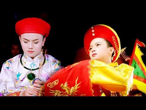 Thanh Đồng Hoàng Quốc Việt Loan Giá Hầu Thánh