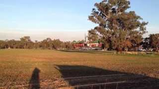 Rutherglen Australia  City pictures : Winery Walkabout - Rutherglen Wine Region - Australia - Quadcopter