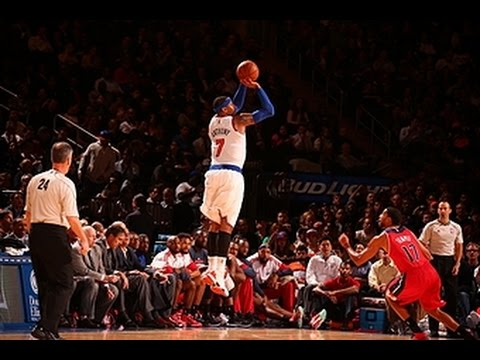 duel - John Wall scored 29 but Carmelo's 30 points lifted the Knicks to a three point victory. About the NBA: The NBA is the premier professional basketball league in the United States and Canada....