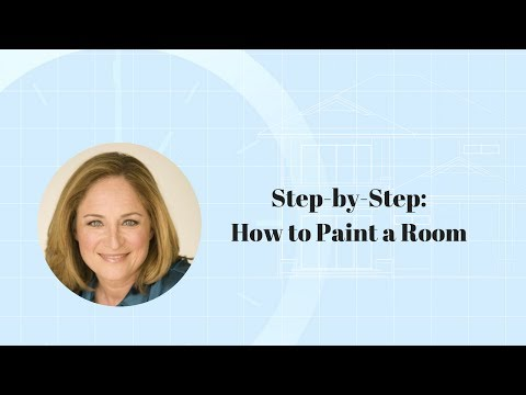 Home Painting - Professional handyman Andy Sjostrom shares his step-by-step technique for painting a room. Follow Andy's advice for a professional looking paint job, every t...