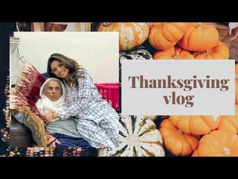 Friendsgiving Vlog | GlamByGilly