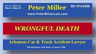 The Need for a Special Administrator in a Wrongful Death Case