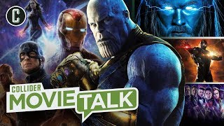 Avengers: Endgame Returning to Theaters with New Footage - Movie Talk by Collider