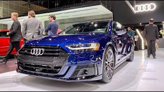 2020 Audi S8 L First Look (No Talking) by MilesPerHr