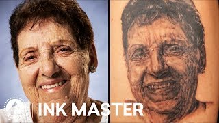 9 of the WORST Tattoos EVER (Compilation) 😨 Ink Master