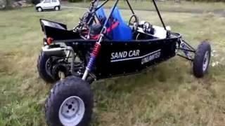 buggy HONDA CBR 600