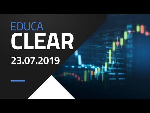 🔵 SALA AO VIVO - EducaClear - 23/07/2019