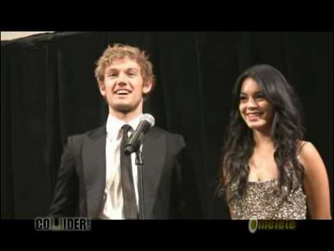 Vanessa Hudgens and Alex