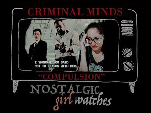 """Criminal Minds Reaction 1x2 """"Compulsion"""""""