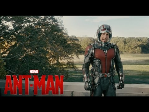 New AntMan Trailer