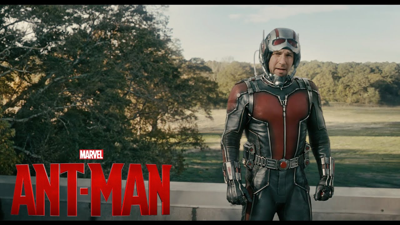 Movie Trailer #2: Ant-Man (2015)