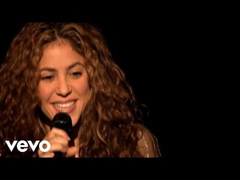 Download Shakira - Antologia HD Mp4 3GP Video and MP3