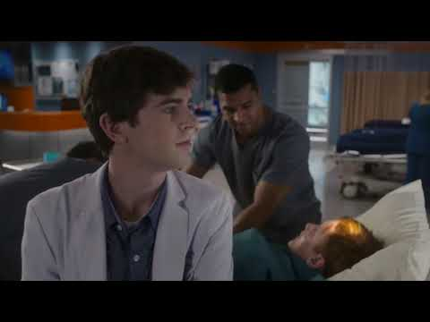 "The Good Doctor 1x07 Shaun ""he's Not Psychotic, He's Autistic """