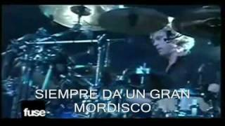 The Cure - Friday Im In Love  en español Video