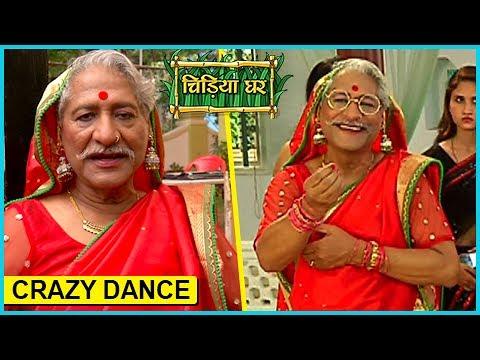 Kesari Narayan Takes FEMALE AVATAR | CRAZY Dance S