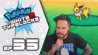 IT'S NOT OVER YET!   Pokémon White 2 Randomizer Typelocke Part 35 by Ace Trainer Liam