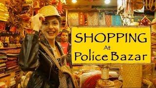 Shillong India  city photos gallery : Shopping || Police Bazar || Shillong