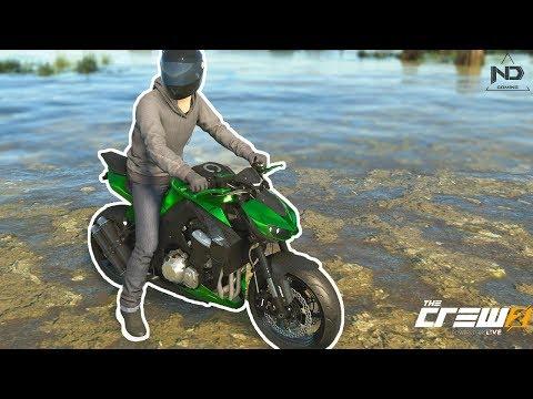 The Crew 2 #38 - Thử lấy Z1000 đi lội bùn, offroad | ND Gaming - Thời lượng: 30:16.
