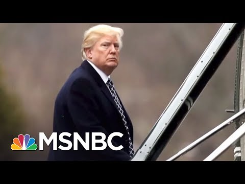 David Cay Johnston On President Donald Trump: 'He's A Con Artist! He's A Fraud!' | AM Joy | MSNBC