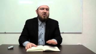 Shenjat e mëdha të kijametit (Jexhuxhët dhe Mexhuxhët) - Hoxhë Omer Zaimi