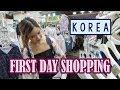 Download Lagu Shopping in Hongdae | First Day in KOREA ft. Sunnydahye Mp3 Free