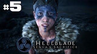 Episode 5 de Hellblade Senua's Sacrifice ! Et bien on dirait que ca ne va pas être aisé tout cela ! En tout cas elle a l'air top...