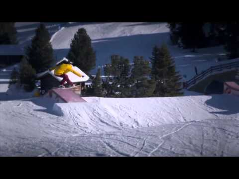 Funpark Piz Sella - Spotlight on the Funpark Piz Sella
