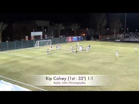 Cal State Northridge 4-1 Cal Poly Big West Tournament Highlights 11-12-13