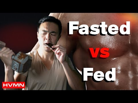 Fasted vs. Fed Exercise: Which Should You Do? [SCIENCE + BEST TIPS] · Study Analysis