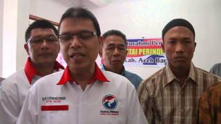 Video Partai Perindo Aceh Barat MP3, 3GP, MP4, WEBM, AVI, FLV Juli 2018