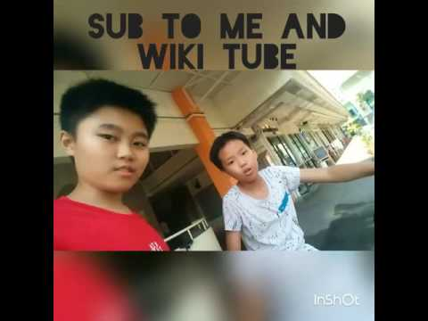 [Ep 2]ft.wiki tube (vlogging)