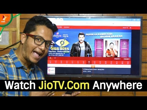 Watch Jio Tv Anywhere Without Jio Internet | JioTV.com | Data Dock