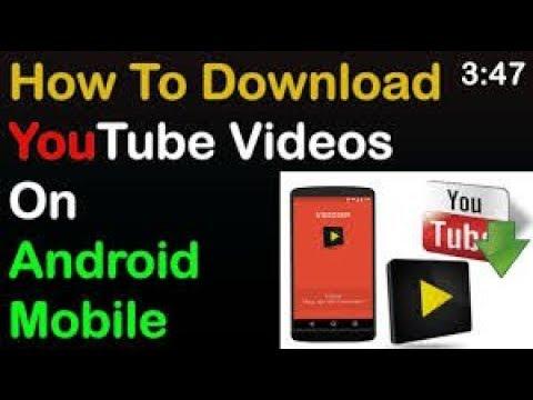 #Youtube Se #Mobile Par #Video #Download Kaise Kare !!!! 2019
