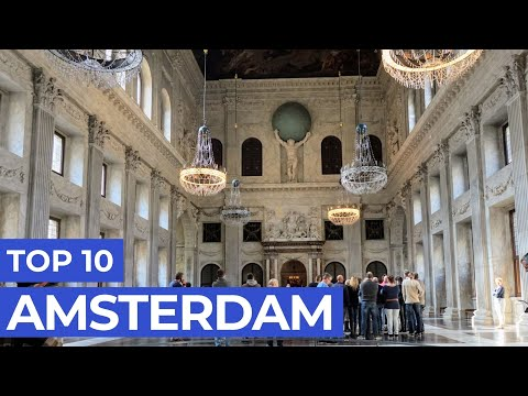 10 Museen in AMSTERDAM die Du sehen musst