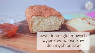 Mąka bezglutenowa - mix z mąką jaglaną
