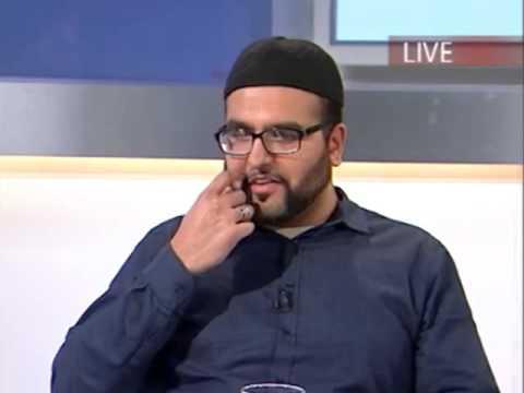 Ist Hamed Abdel-Samad mutig?  Mohamed