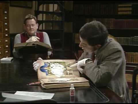 Mr. Bean - Episode 15 - The Library DVDRip XviD