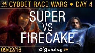 Super vs FireCake - PvZ - CybBet Race Wars - Day 4