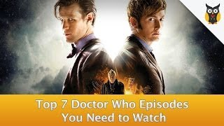 Doctor Who is the longest running Sci-Fi series on television. Starring a near immortal being who calls himself the Doctor, the ...