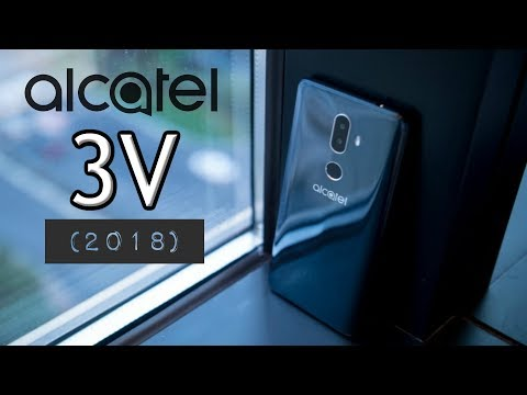 Alcatel 3V (2018) Official Look, Price, Specification, Release Date, Features, Camera, First Look