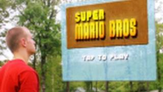Real Life Super Mario Bros