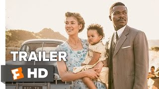 Nonton A United Kingdom Official International Trailer 1  2016    David Oyelowo Movie Film Subtitle Indonesia Streaming Movie Download