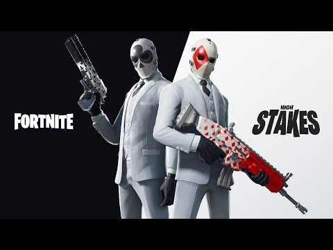 Download Fortnite - High Stakes Returns HD Mp4 3GP Video and MP3